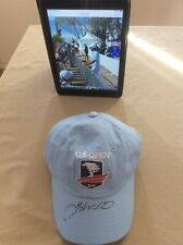 New Gary Woodland Signed 2019 Us Open Winner Pebble Beach Golf Hat/Cap Pga Tour