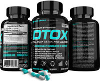 Best Detox Supplement & Full Body Cleanse for Weigh Loss Energy Fat Burner DTOX™
