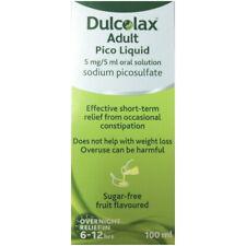 Dulcolax adult pico liquid 5mg/5ml oral solution