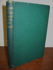 1st Edition DEATH OF OENONE AKBAR'S DREAM Alfred Lord Tennyson POEMS Poetry RARE