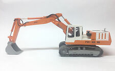 Resin 1/50 Padana Macchine Industriali PMI 825HD serie D Back Hoe - ReadyMade