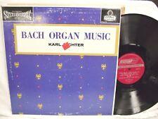 Karl Richter~Bach Organ Music~ London FFrr CS 6173 Vinyl LP Recorded Geneva
