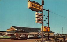 AZ - 1960's ROADSIDE Farm House Restaurant in Yuma, Arizona