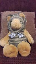 Dreamland Toys Tiger Teddy Plush Stuffed Animal