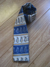 Vintage Rooster Square End Cotton Tie Golf Bags