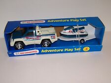 Nylint Adventure Playset Water Sports Truck & Trailer w/ Jet Ski #250 NIB