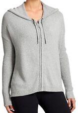 "ATHLETA ""Revive"" Sweater Hoodie 908 knit cardigan Hi low Sz XL"
