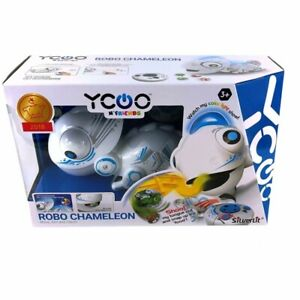 Silverlit Robo Chameleon Electronic Remote Controlled Reptile Robotic Toy New