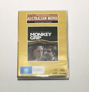 Monkey Grip - DVD - Region 4 - Australian Movie Collection
