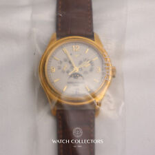 Patek Philippe Annual Calendar 18k Yellow Gold Watch 5146j-001 Com1397