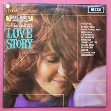 RONNIE ALDRICH & ses deux pianos-joue le thème de Love Story-PFS-4222 EX