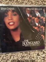 The Bodyguard Original Soundtrack Album Kevin Costner Whitney Houston