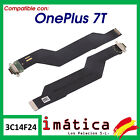 Flex Load For One Plus 7T Plate Micro USB Type C Connector OnePlus Port