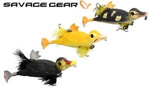 Savage Gear 3D Suicide Duck Fishing Lure 10.5 - 15cm / 28 - 70g Various Colours