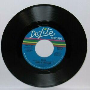 KOOL & THE GANG AS ONE/STREET KIDS (NM) DE-825 45 RECORD