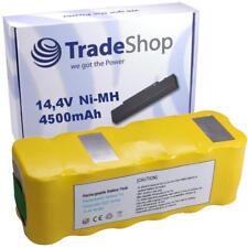 Hochleistungs Akku 4500mAh 14,4V/14,8V für Agait e-clean eclean EC01 EC-01