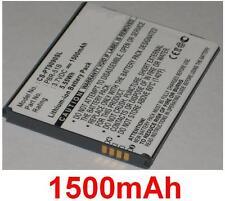 Battery 1500mAh type PBR-51B For Pantech P9090