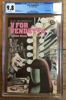 V for Vendetta #1 1988 Alan Moore DC Comics CGC 9.8 0962801053