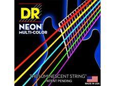 Dr Strings Nmce-10 Hi-def Muti-color Muta di Corde Multicolore per Chitarra E...
