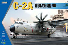 Kinetic 1/48 Scale C-2A Greyhound Plastic Model Kit K48025