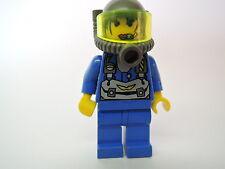 LEGO Figur Rock Raider Jet  rck004  Set 4910 4930 4980 4990