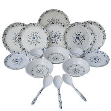 Melamine Dinner Set Czar 24 PIC Dinner set FLOWER PRINT-1009