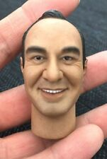 Custom 1/6 Scale Kevin Spacey Head Sculpt for 12 Inch Figures Body Doll Hot Toys