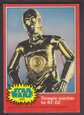 Topps Star Wars - Series 2 1977 - # 54A Threepio Searches for R2-D2