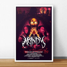 Mandy (2018) | Limited Edition 24x36 Movie Poster | Giclee Art Print | Nic Cage