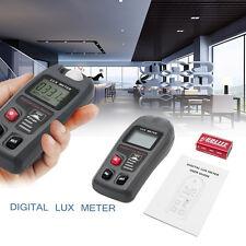 Luz cuchillo luxmeter fotómetro brillo cuchillo medidor de  iluminación LCD RZMT
