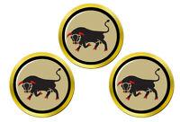 11th Infanterie Brigade & HQ Sud Est, Armée Britannique Marqueurs de Balles Golf