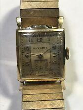 Glycine Wrist Watch Gents Swiss 17 Jewels Complete