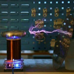 SSTC Tesla Coil AC 110V/220V High Power Music Plasma Horn Speaker Electronic Kit
