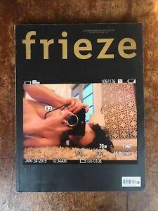 Frieze Art Magazine 206 October 2019 Contemporary Art & Culture