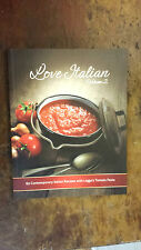 LOVE ITALIAN nol 2,60 contemporary italian recipes with leggo's tomato paste