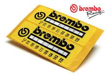 Race Track Day Bike Brembo Brake Caliper Temperature Indicator Strips (132-210)