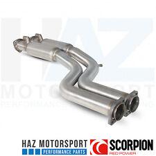 Scorpion Catalizador De Escape Sustitución Sólo BMW 3 Seires E46 2001-2006