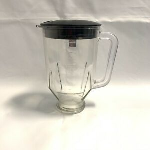 Waring 48 oz. Polycarbonate Container w/Lid, for BB150 series, BB160 series