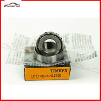 1 Set Timken LM11749 & LM11710 Cup & Cone Tapered Roller Bearing Set Brand New