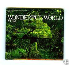 CD (NEW) YUZU WONDERFUL WORLD (JAPAN)