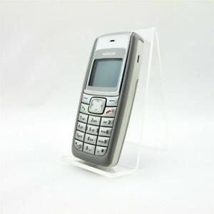 Nokia 1110 Gris débloqué Original Le portable Très Bon État Händlerware