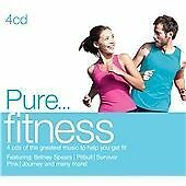Pure... Fitness (2013) various artists cd new free uk postage