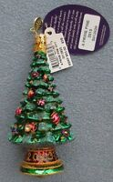 Christopher Radko Christmas Ornament A Prime Pine, Tree  #3012820 New in Box