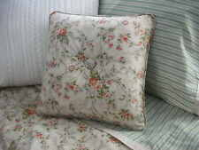 NEW Custom Ralph Lauren Cole Brook Floral Throw Pillow