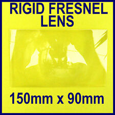 Rigid Acrylic Fresnel Lens Sheet Magnifier Magnifying Glass