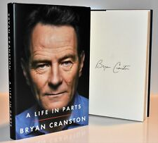 ***SIGNED 1/1*** A Life in Parts AUTOGRAPHED by Bryan Cranston (Hardcover) NEW