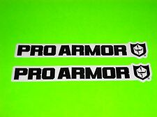 KAWASAKI POLARIS RZR YAMAHA RAPTOR HONDA PRO ARMOR ATV UTV STICKERS DECALS # 3