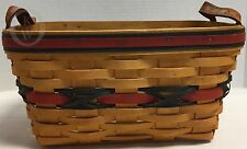 *Longaberger*2000*Century Basket with Insert*16314P S-131