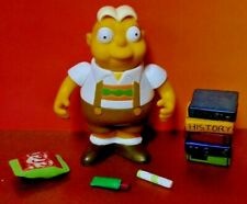 The Simpsons Uter Boy Kid WOS Interactive Talking Figure & Accessories Series 8