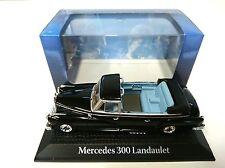 MERCEDES 300 LANDAULET ADENAUER 1:43 NOREV DIECAST MODEL CAR